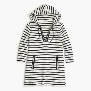 J.Crew: Cotton Tunic In Stripe